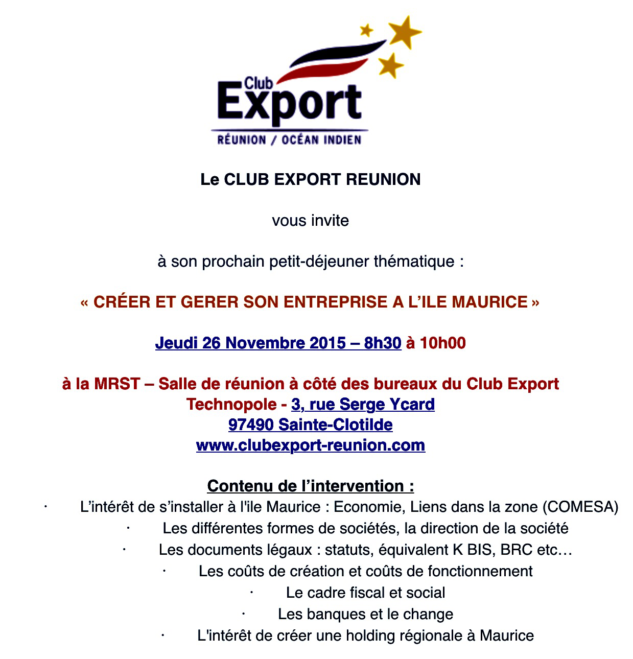 Rencontres ccef 2018