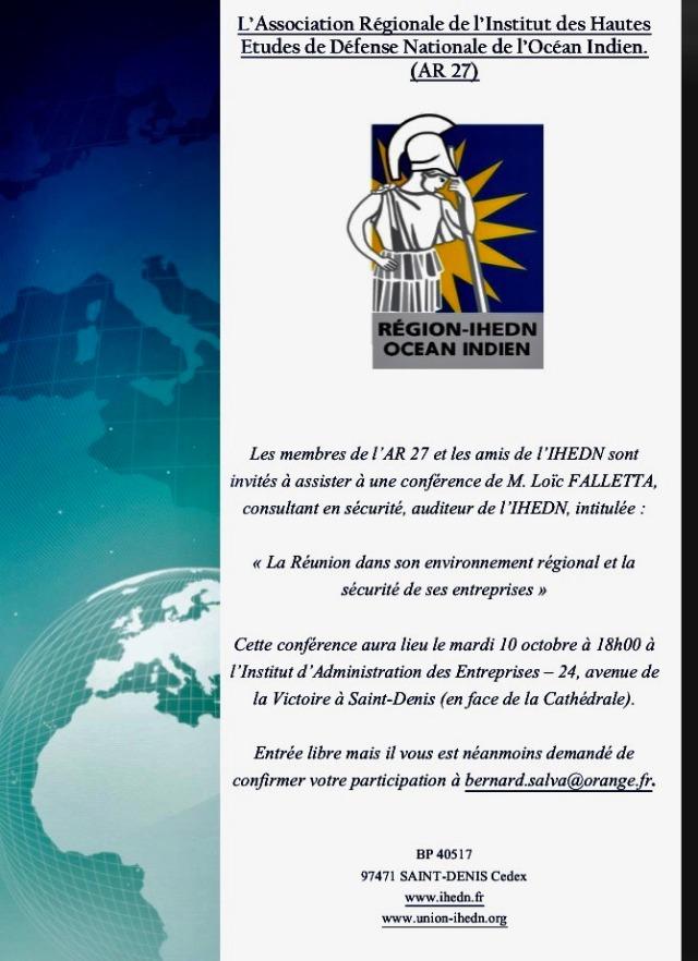 invitation IAE